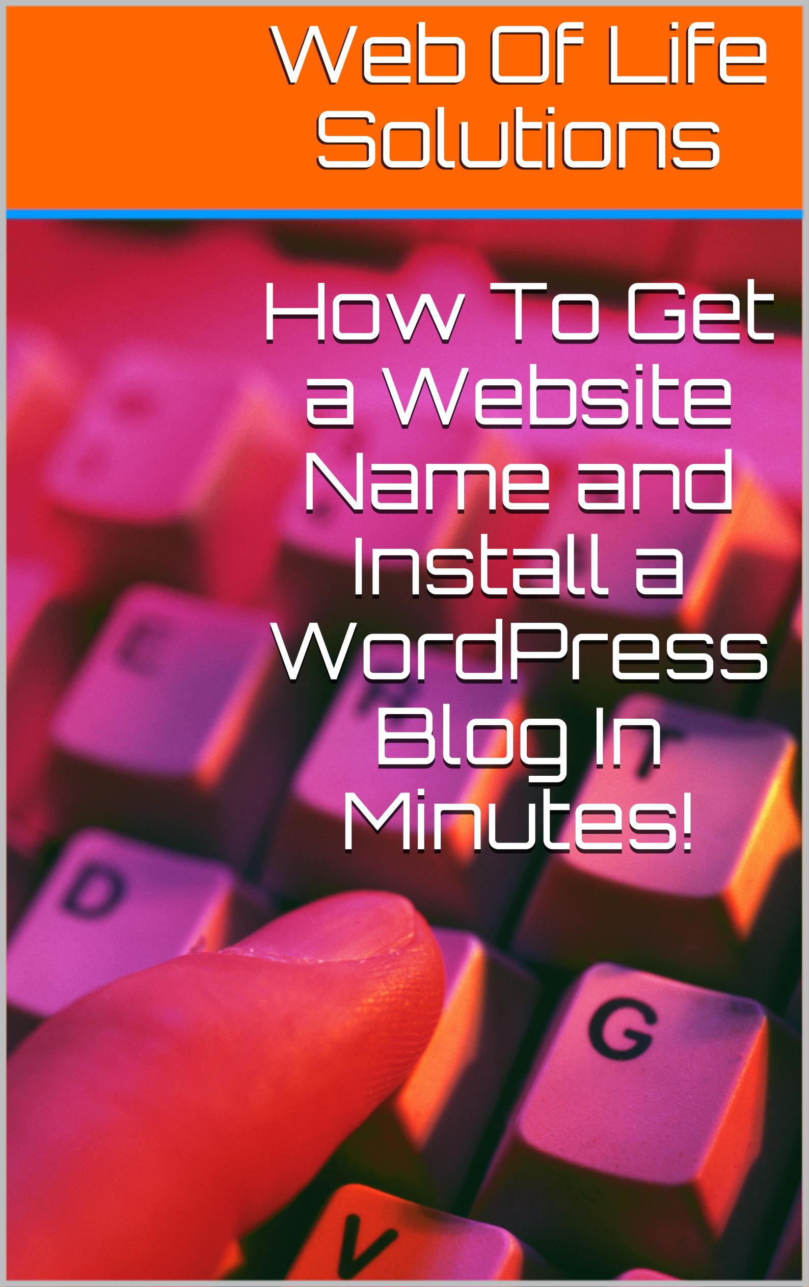 website and wordpress ebook cover 2
